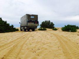 Benz am Chalikounas Beach