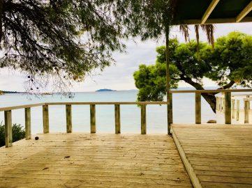 Umgebung Kalogrias Beach