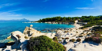 Portakal Beach - Orange Beach, Chalkidiki