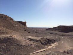 In der Wüste Lut