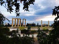 Das Olympiaion in Athen