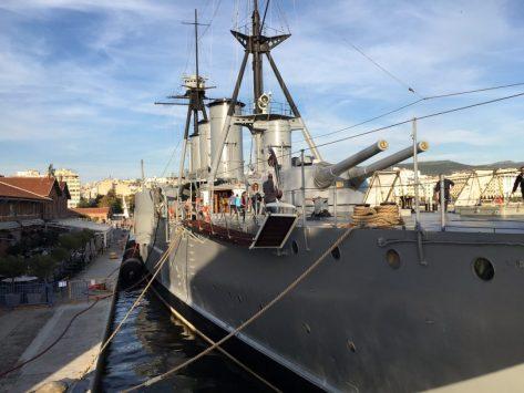 Kriegsschiff J. Averoff