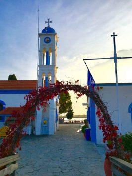Kloster (Agios) Nikolaos, Lagos