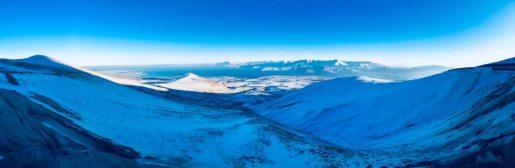 Blick auf den Van-See vom Nemrut