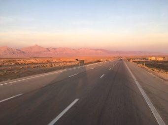 Die Seidenstraße im Iran