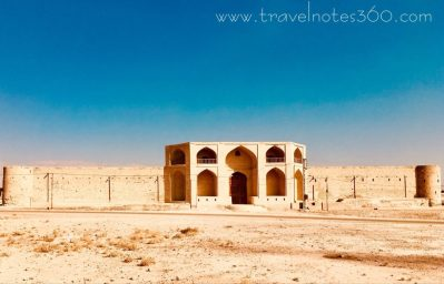 Caravanserai im Iran