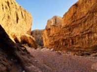 Einer der vielen Wege im Jenni-Canyon