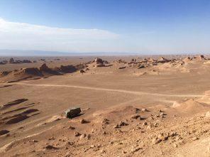 Kaluts / Kalouts Wüste Lut