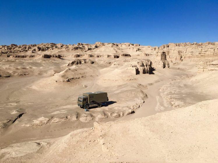 Irgendwo in der Wüste Lut