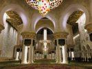 In der Sheikh Zayed Moschee