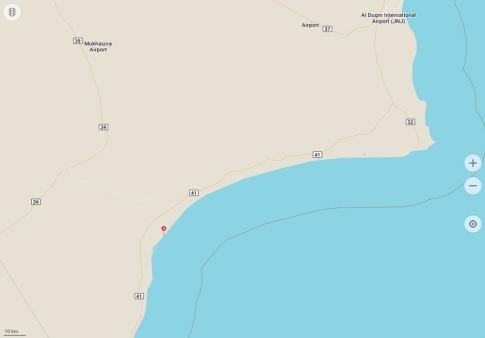 Pink Lagoons Oman