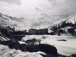 Skigebiet Dizin