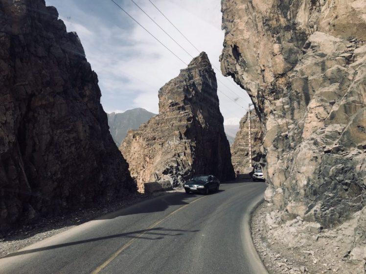 Passstraße Iran