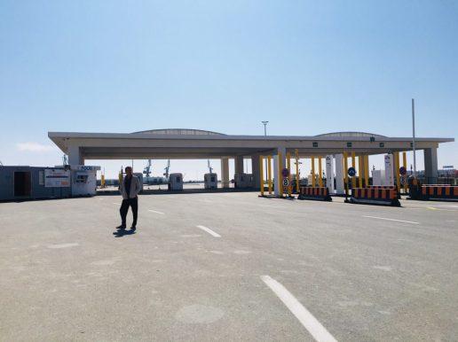 Hafen Alat, Aserbaidschan