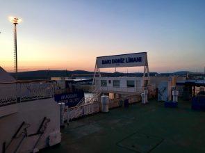 Der Hafen von Alat