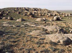 Valley of the Balls, Kasachstan