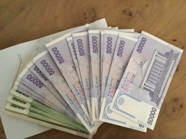 Millionär in Usbekistan