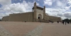 Zitadelle in Buchara, Usbekistan