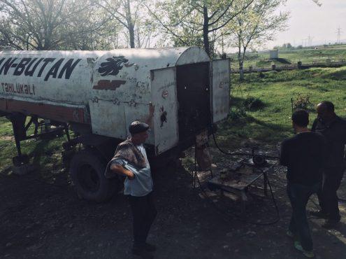 Gastanken in Aserbaidschan