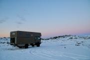 Fuso Canter 4x4 Island Winter