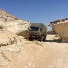 Benz 1120AF Kalkstein Wüste