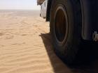 Benz 1120 AF durch die Wüsten der VAE