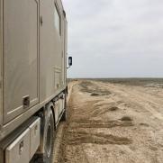 Benz 1120AF Usbekistan Krakalpakistian