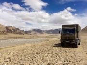 Benz 1120AF Pamir Highway