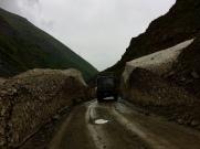 Benz 1120AF Kirgisistan Pass