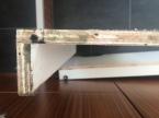 Fuso - Canter 4x4 Schimmel im Schrank des Alkovens