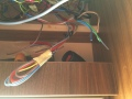 Fuso - offene nicht verwendete Kabel