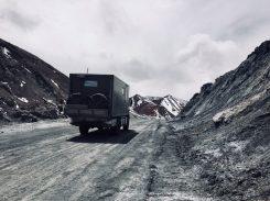 Pamir Highway - auf dem höchsten Pass