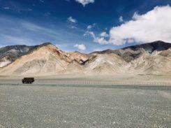 Pamir Highway - entlang der Chinesischen Grenze