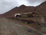 Home Stay auf dem Weg zur kirgisischen Einreise