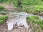 Kneipp-Kur: Flussdurchquerung zu Fuß