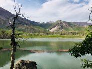 Idyllischer Bergsee: Ruhe für ein paar Tage