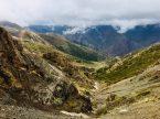 Blick vom Kara Buura Pass ins Tal