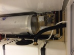 Benz - Boiler und Heizungsschläuche zum Bett