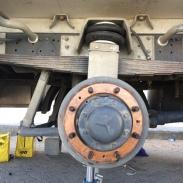 Benz - Neuer Luftfederbalg für Zusatzluftfederung rechts