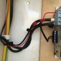 Fuso - Anschluß Wechselrichter schwarz / schwarz