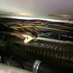 Fuso - Kabel die nicht verwendet werden