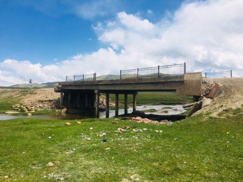 Wie eine 3t-Brücke einem das Leben schwer machen kann