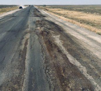 Straßen in Kasachstan