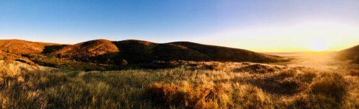 Stellplatz in der kasachischen Steppe