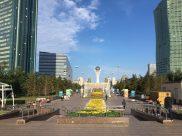 Astana Innenstadt