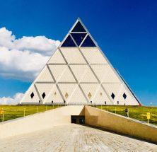 Pyramide des Friedens und der Eintracht, Astana