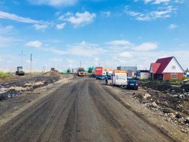 Grenzübergang Issilkul-Roslavka: hier auf kasachischer Seite