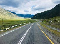 Im Altai in Russland