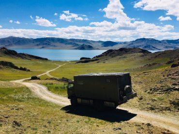 Wir biegen ab zum Tolbo Lake