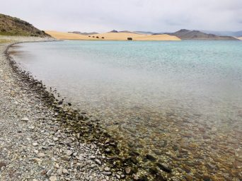 Char Nuur: Glasklares Wasser